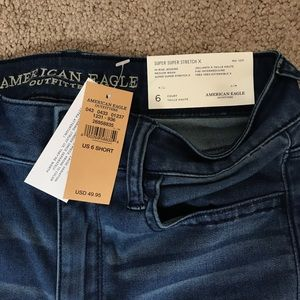American Eagle Outfitters Jeans - American Eagle Super Super Stretch X Jeans
